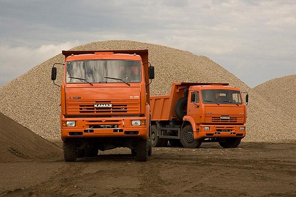 Инертные материалы в Воронеже